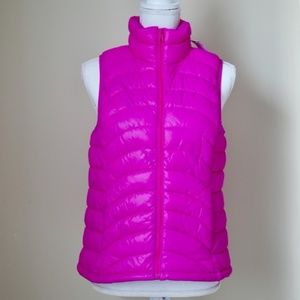 Old Navy Hot Pink light weight vest
